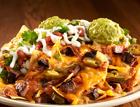 Flip's Super Loaded Ultimate Nachos