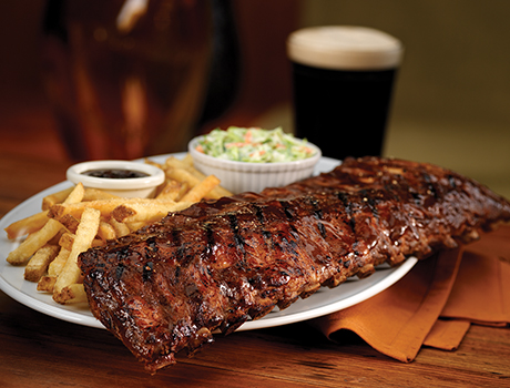 Oh, Baby™ Back Ribs